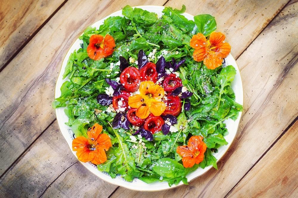 Caléndulas, luz y color a tus comidas