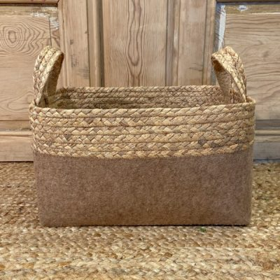 cestas de mimbre baratas